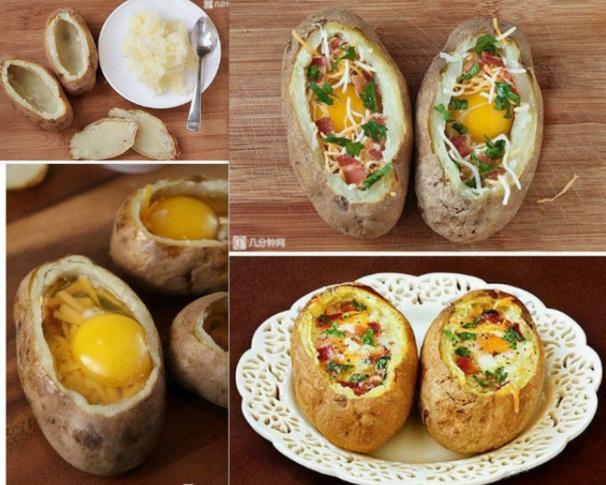 Recettes faciles de pommes de terre au four