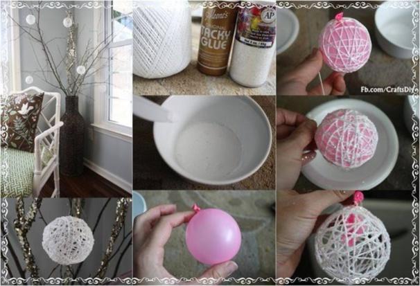 Astuces créatives avec des ballons