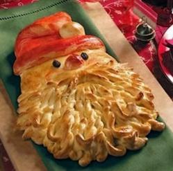 Recettes gâteaux Père Noël