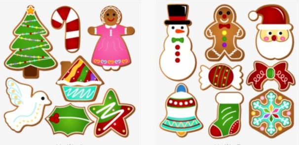 Faire des décorations de Noël en pâte à sel