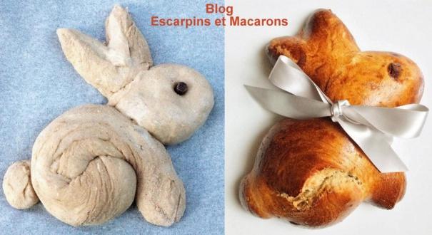 Faire une brioche lapin, des recettes