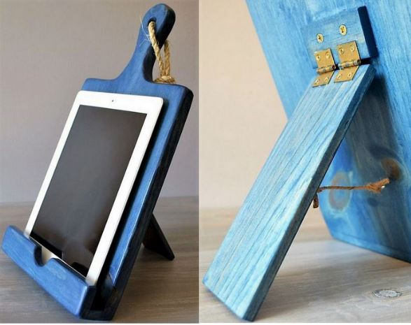 Tuto faire un support ou porte tablette tactile