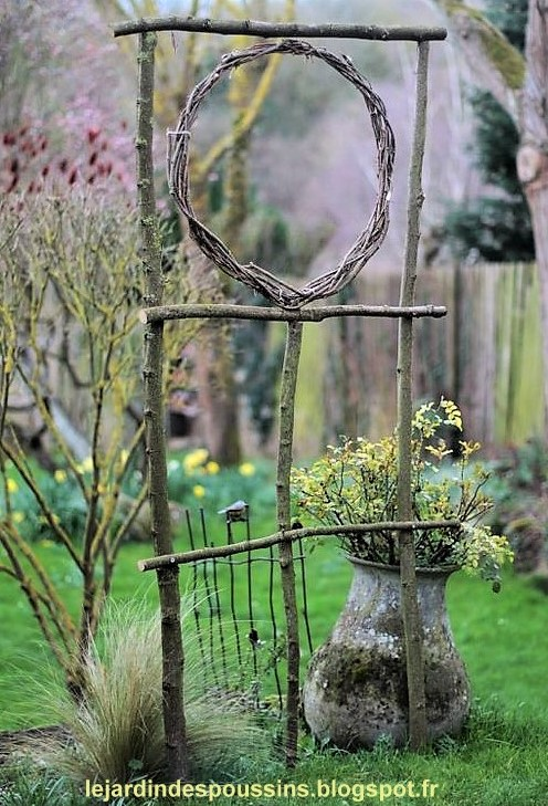 Idées créatives et poétiques pour le jardin