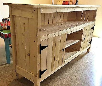 Tutoriels mobiliers en bois de palettes