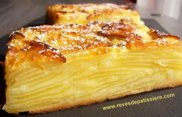 3 recettes desserts aux pommes