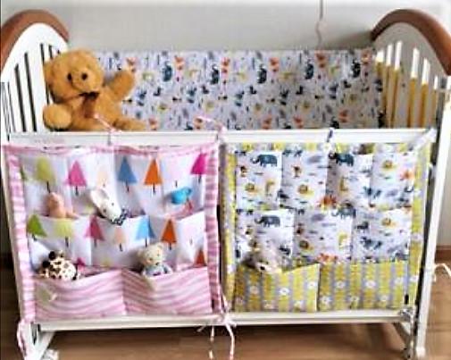 Vide poches pour lit enfant et lit adulte