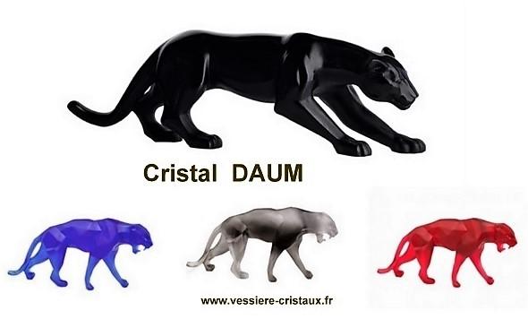 Cristallerie DAUM, des créations d'exception