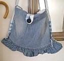 Des sacs à main, faits maison, les créations de Carine !