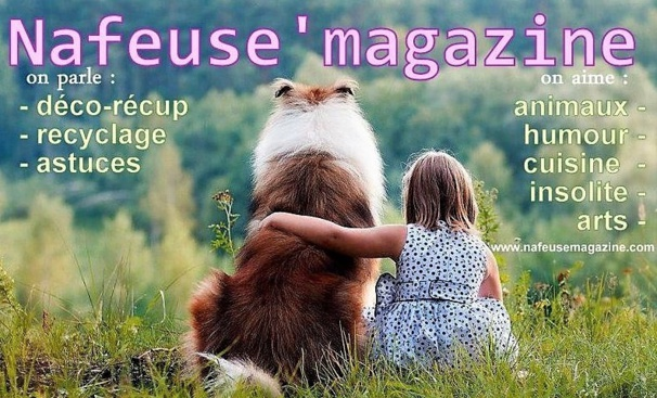 Partenariat avec Nafeuse'magazine..
