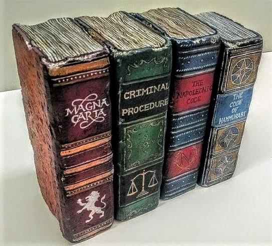 Faire une fausse bibliothèque avec des briques peintes