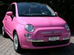Pink power : voyez la vie en rose !