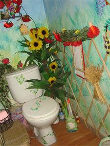 ambiance fleurs et jardin