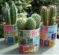 Recycler vos boîtes de conserve, idées déco