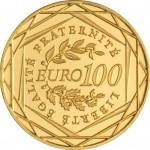 La pièce de 100 euros, un placement en Or !
