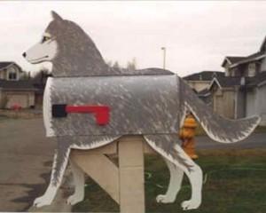 """Les plus belles boîtes aux lettres """"animaux"""""""