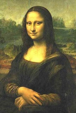La Joconde..Mona Lisa