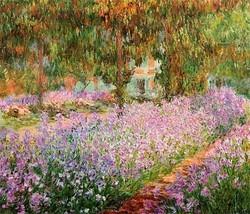 Iris de Monet