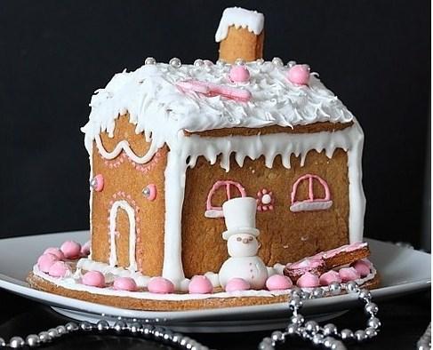 La maison en pain d'épices de Chef Nini !