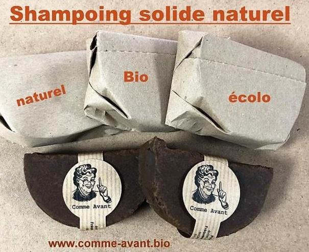 """Les cosmétiques Bio et naturels """"Comme Avant"""""""