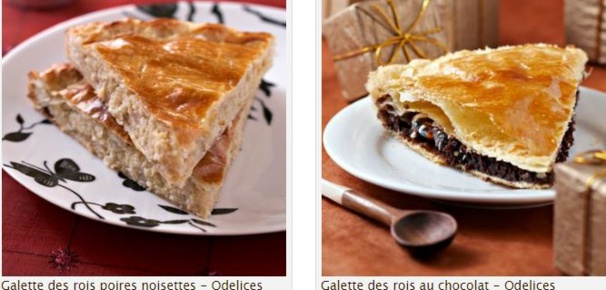 10 recettes de Galettes des Rois !