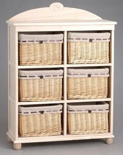 Des meubles de rangement tiroirs en osier read sources - Meuble de rangement avec panier en osier ...