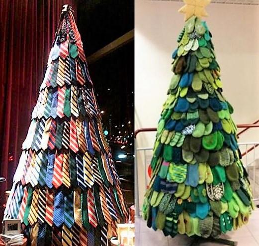 Sapins de Noël originaux