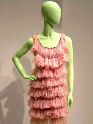Petite robe de tous les jours, garantie infroissable !