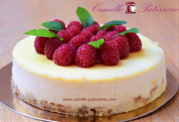 Recette Cheesecake aux framboises