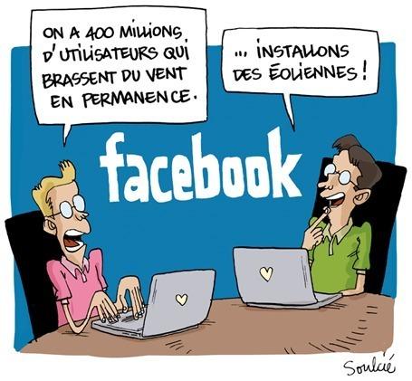 Humour, les inepties de Facebook !