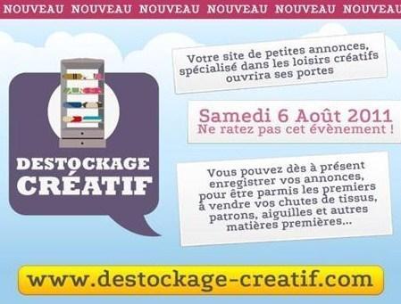 Petites Annonces gratuites pour loisirs créatifs !