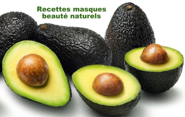 Les masques beauté naturels à faire en 5 minutes !
