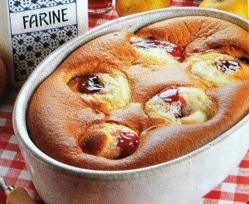 Recette gâteau Pommes au nid