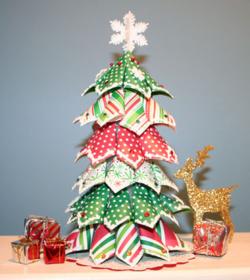Fabriquer soi-même son sapin de Noël !