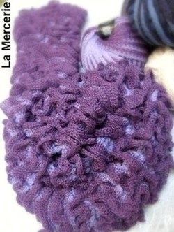 Tricoter son écharpe en laine, les tutos !