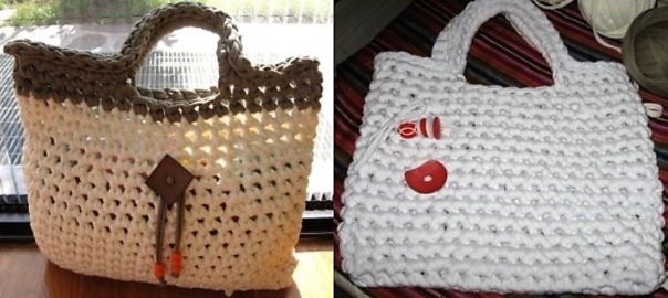 Faire un sac au crochet, les tutos 1 !