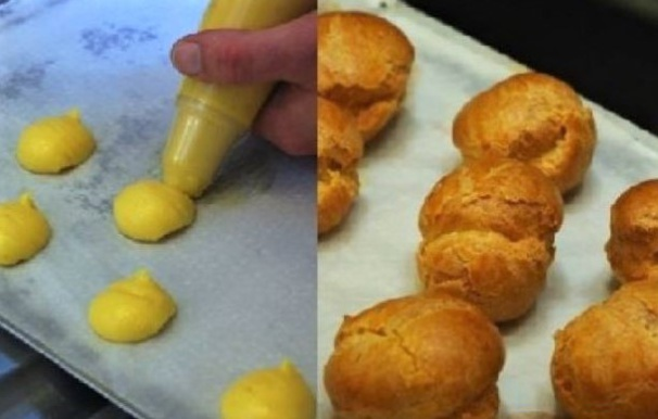 Comment faire de la pâte à choux, les tutos !