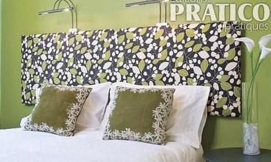 comment faire une t te de lit les tutos. Black Bedroom Furniture Sets. Home Design Ideas
