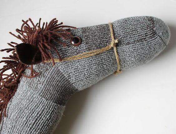 Quoi faire de nos vieilles chaussettes, les tutos créations