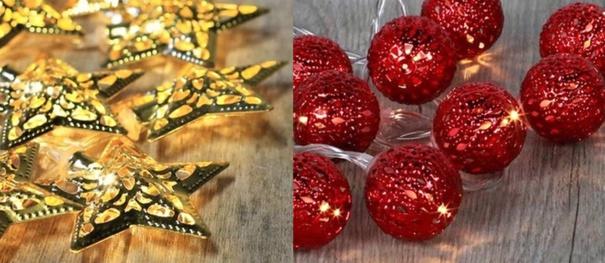 Préparer sa décoration de Noël