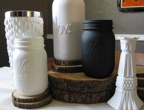 comment recycler vos pots et bocaux en verre. Black Bedroom Furniture Sets. Home Design Ideas