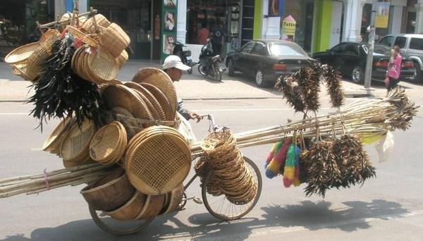 Jour de marché, aller vendre ses créations faits main..
