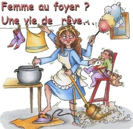 """Dessins humoristiques """"journée des droits de la femme"""""""