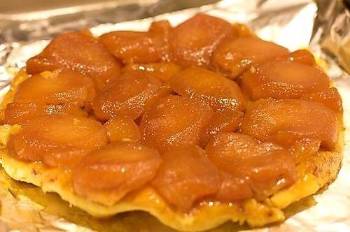 Faire une tarte Tatin aux pommes, les recettes