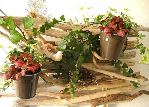 Créations bois flottés, tutoriels fabrication