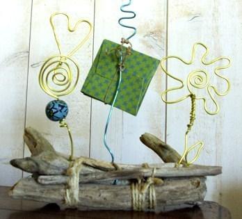 Créations en bois flotté, les tutos fabrication