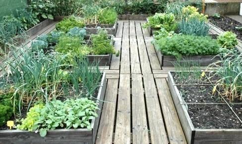 Beautiful Bordure Bois Pour Jardin Potager Images - Design Trends ...