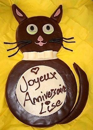 Les jolis gâteaux d'une marmotte aux fourneaux !