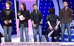 Jérémy Ferrari - Vidéo Scketch du télé-crochet des chanteurs à toc !