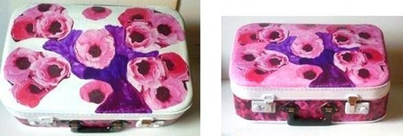 Comment customiser une valise, les tutos relooking