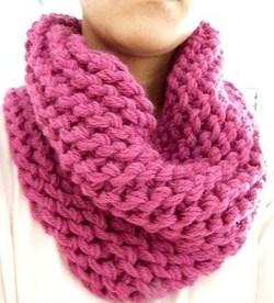 Comment tricoter avec des aiguilles g antes - Aiguille a tricoter geante ...
